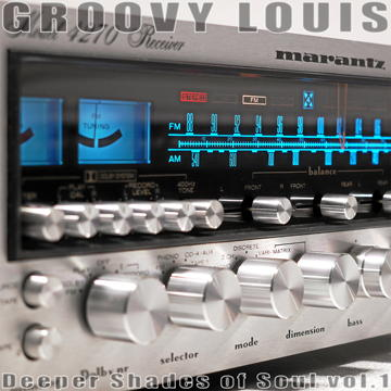 DJ Groovy Louis - Deeper Shades of Soul vol.1 - deephouse mix