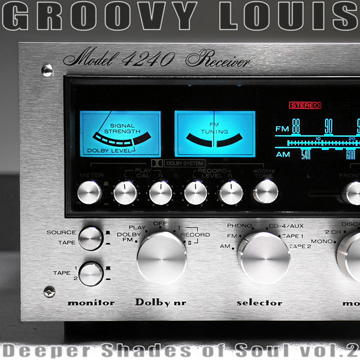 DJ Groovy Louis - Deeper Shades of Soul vol.2 - deephouse mix